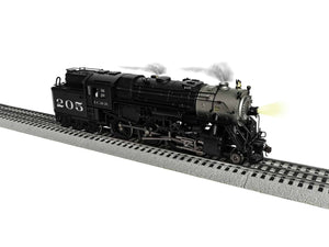 "Lionel 2031060 - Legacy 4-6-6T Steam Locomotive ""Illinois Central"" #205"