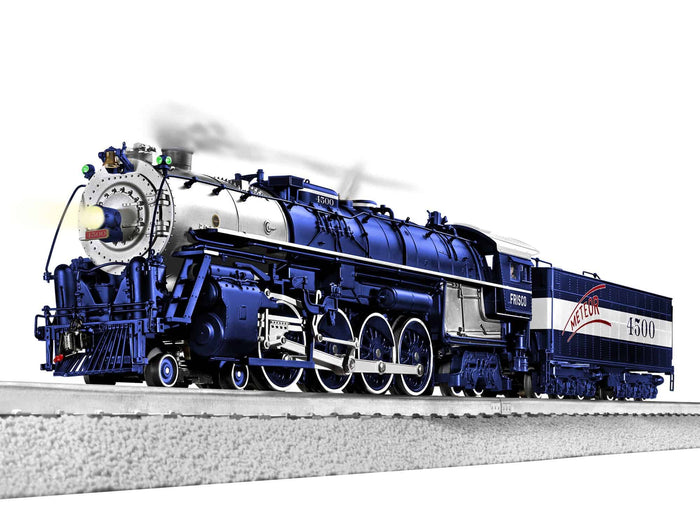 "Lionel 2031240 - Legacy 4-8-4 Steam Locomotive ""Frisco"" #4500"