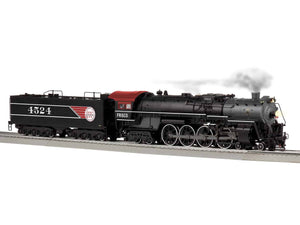 "Lionel 2031250 - Legacy 4-8-4 Steam Locomotive ""Frisco"" #4524"