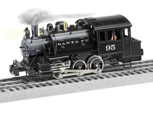 "Lionel 2032010 - LionChief+ 2.0 0-6-0T Steam Locomotive ""Santa Fe"" #95"