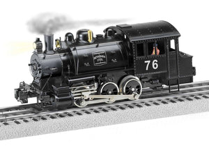"Lionel 2032030 - LionChief+ 2.0 0-6-0T Steam Locomotive ""Bethlehem Steel"" #76"