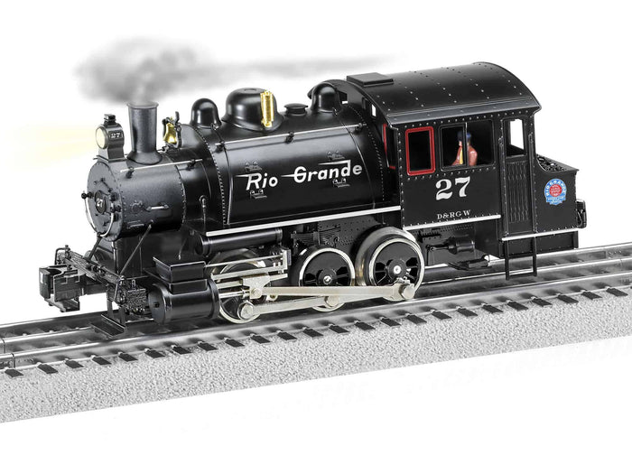 "Lionel 2032040 - LionChief+ 2.0 0-6-0T Steam Locomotive ""Rio Grande"" #27"