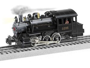 "Lionel 2032050 - LionChief+ 2.0 0-6-0T Steam Locomotive ""Pennsylvania"" #2295"