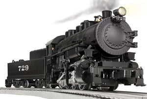 "Lionel 2032200 - LionChief 0-8-0 Steam Locomotive ""Santa Fe"" #729 w/ Bluetooth"