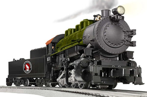 "Lionel 2032210 - LionChief 0-8-0 Steam Locomotive ""Great Northern"" #831 w/ Bluetooth"
