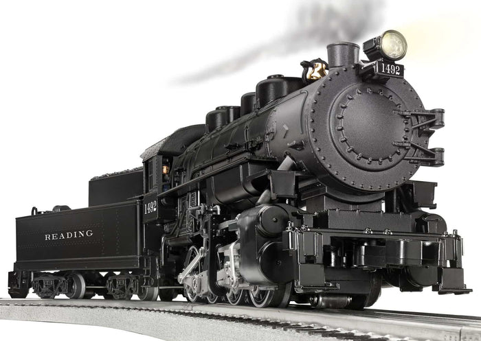"Lionel 2032220 - LionChief 0-8-0 Steam Locomotive ""Reading"" #1493 w/ Bluetooth"