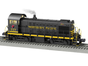 "Lionel 2033130 - Legacy Alco S-4 Diesel Locomotive ""Northern Pacific"" #717"