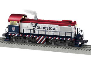 "Lionel 2033170 - Alco S-2 Diesel Locomotive ""Youngstown Sheet & Tube"" #1001"