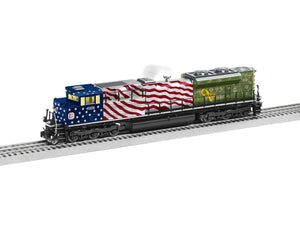 "Lionel 2033330 - Legacy SD70ACe Diesel Locomotive ""Kansas City Southern"" #4006"