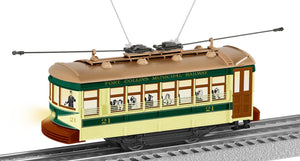 "Lionel 2035020 - Trolley ""Fort Collins"""