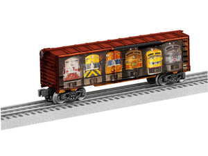 "Lionel 2038110 - Angela Trotta ""Well Stocked"" Shelves Boxcar (Middle Shelf)"