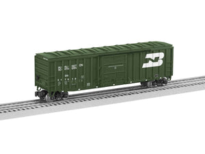 "Lionel 2043012 - 50' Boxcar ""Burlington Northern"" #217618"