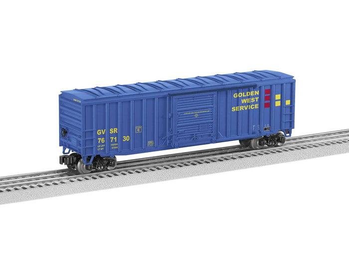 "Lionel 2043021 - 50' Boxcar ""Golden West"" #767130"