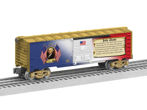 "Lionel 6-25930 - Presidents of the US Boxcar ""John Adams"""