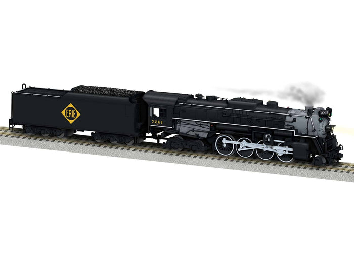 "Lionel 6-44126 - A/F Legacy Berkshires Steam Locomotive ""Erie"" #3361"