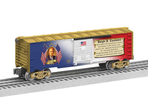 "Lionel 6-81490 - Presidents of the US Boxcar ""Dwight D. Eisenhower"""