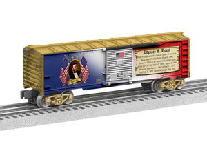 "Lionel 6-82334 - Presidents of the US Boxcar ""Ulysses S. Grant"""