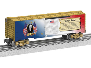 "Lionel 6-82944 - Presidents of the US Boxcar ""Herbert Hoover"""