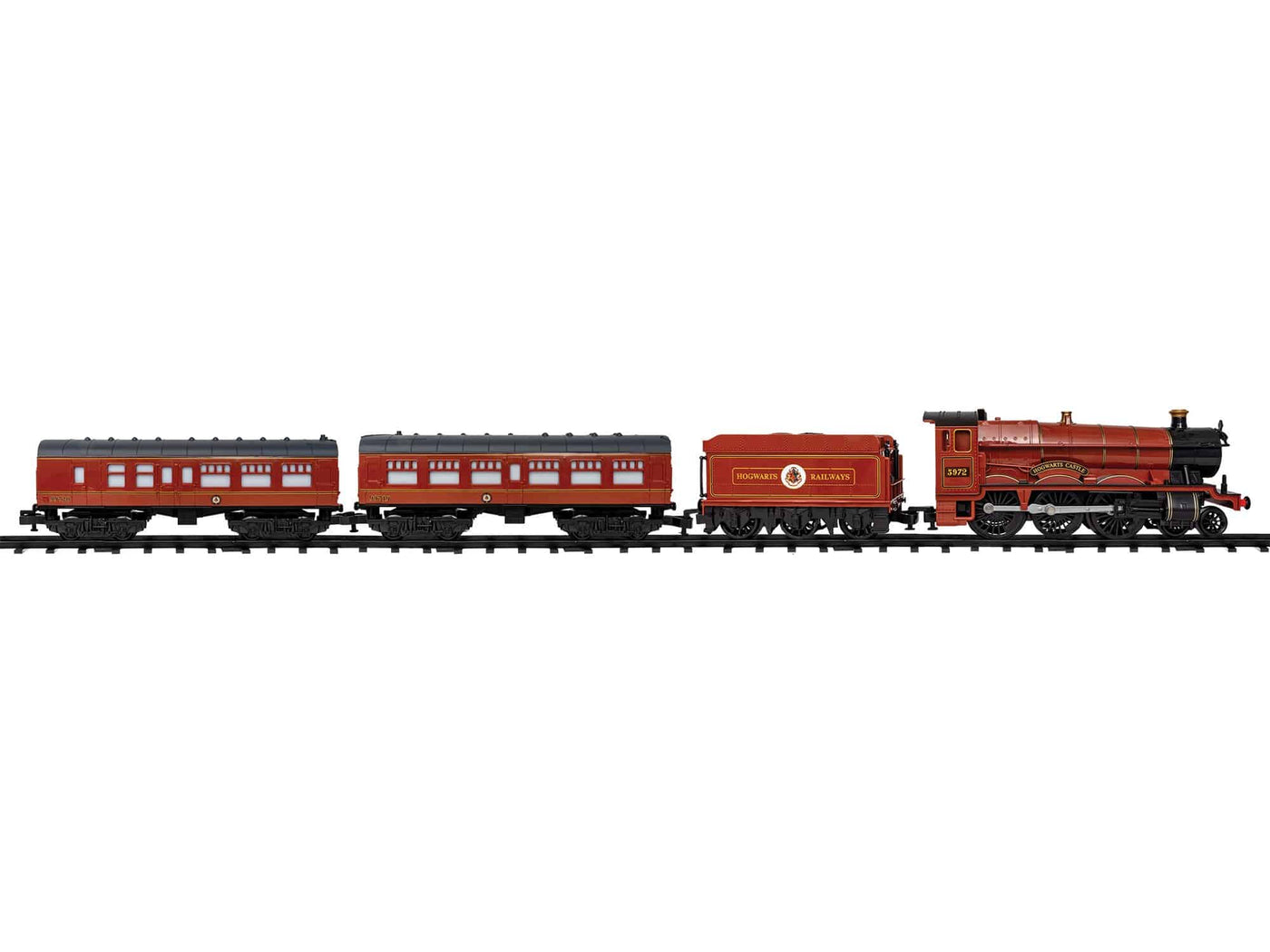Lionel Harry Potter Hogwarts Express Ready To Play Train Set Battery 7-11960 New