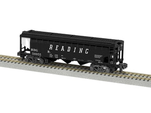 Lionel L-1919201 A/F Reading 3 Bay Covered Hopper #59955