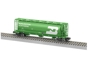 Lionel L-1919342 A/F Burlington Northern Cylindrical Hopper #441105