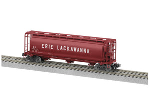 Lionel L-1919361 A/F Erie Lackawanna Cylindrical Hopper #20019