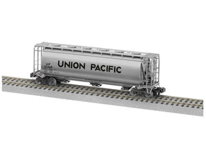 Lionel L-1919382 A/F Union Pacific Cylindrical Hopper #21349