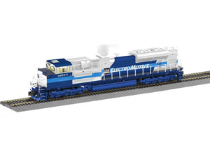 "Lionel L-1921092 - A/F LEGACY SD70ACe Diesel Locomotive ""EMDX"" #71"