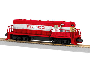"Lionel L-1921170 - A/F FlyerChief GP7 Diesel Locomotive ""Frisco"" #611"