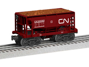 Lionel L-1928170 Ore Car 6-Pack - Canadian National