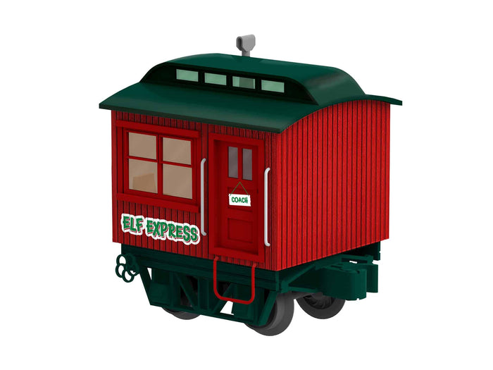 "Lionel 2027012 - Disconnect Coach Pass Cars ""Christmas"""