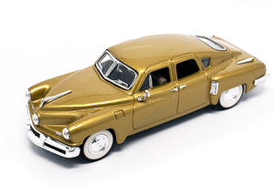 Lucky Die Cast 43201 - 1948 Tucker Torpedo (Gold) 1/43 Diecast Car