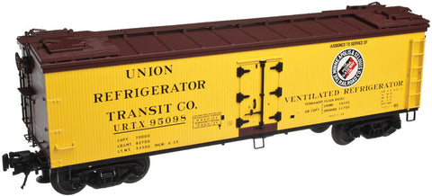 "Atlas O 3001534 - 40' Re-Built Wood Refrigerator Car ""Minneapolis and St. Louis"""