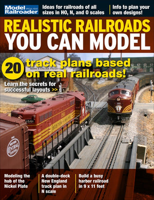 Model Railroader - Magazine - Winter 2020 - Special 2019