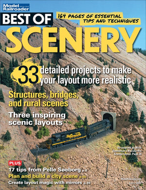 Model Railroader - Magazine - Best of Scenery - Extra 2020