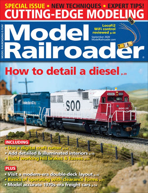 Model Railroader - Magazine - Vol. 87 - Issue 09 - Sept. 2020