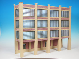 Korber Models #MRS2000 - O Scale - Ted's Textiles Background Building Kit