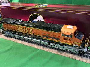 "MTH 20-21059-1 - AC4400cw Diesel Engine ""BNSF"" #5624 w/ PS3 (Hi-Rail Wheels)"