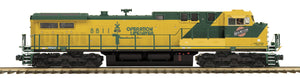 "MTH 20-21064-1 - AC4400cw Diesel Engine ""Chicago & North Western"" #8811 w/ PS3 (Hi-Rail Wheels)"