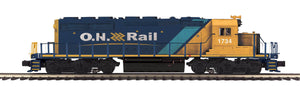"MTH 20-21168-1 - SD40-2 Diesel Engine ""Ontario Northland"" w/ PS3"