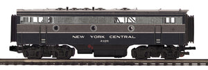 "MTH 20-21237-3 - F-7 B-Unit Diesel ""New York Central"" #2426 (Non-Powered)"