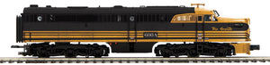 "MTH 20-21244-1 - Alco PA A Unit Diesel Engine ""Denver & Rio Grande"" #600A w/ PS3 (Hi-Rail Wheels)"