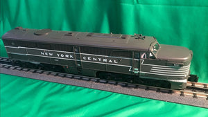 "MTH 20-21246-1 - Alco PA A Unit Diesel Engine ""New York Central"" #4201 w/ PS3 (Hi-Rail Wheels)"