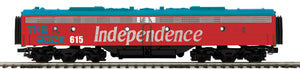"MTH 20-21248-3 - E-8 B-Unit Diesel ""Rock Island"" #615 (Non-Powered)"
