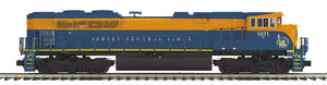 "MTH 20-21267-1 - SD70ACe Diesel Engine ""Jersey Central"" w/ PS3 (Hi-Rail Wheels)"