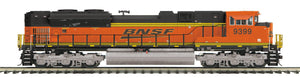 "MTH 20-21268-1 - SD70ACe Diesel Engine ""BNSF"" w/ PS3 (Hi-Rail Wheels)"