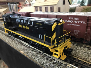 "MTH 20-21271-1 - VO 1000 Diesel Engine ""Nickel Plate Road"" #99 w/ PS3 - Custom Run for MrMuffin'sTrains"