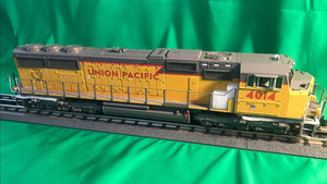 "MTH 20-21272-1 - SD70M Diesel Engine ""Union Pacific"" #4014 w/ PS3 (Hi-Rail Wheels)"
