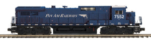 "MTH 20-21283-1 - Dash-8 Narrow Nose Diesel Engine ""Maine Central"" w/ PS3 (Hi-Rail Wheels)"