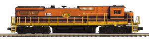 "MTH 20-21288-1 - Dash-8 Narrow Nose Diesel Engine ""Providence & Worcester"" w/ PS3 (Hi-Rail Wheels)"
